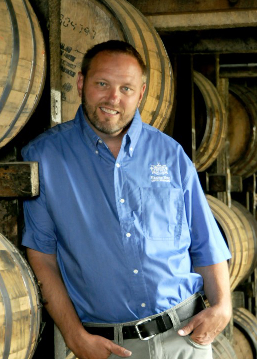 Heaven Hill Tasting with Bernie Lubbers